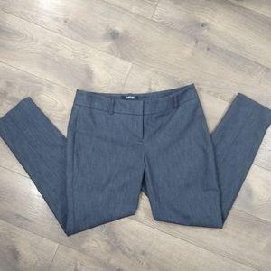 Apt 9 Petite Dress Pants Modern Fit 6P Navy